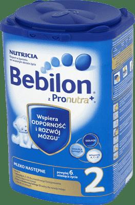 BEBILON Pronutra+ 2 (800 g) – Mleko następne