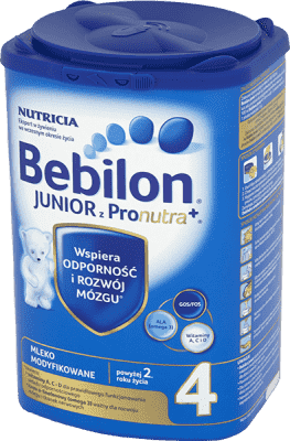 BEBILON Junior 4 (800g) - mleko