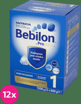 12x BEBILON 1 (1200g)