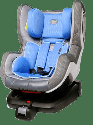 4BABY Neo-FIX (0-18kg) Autosedačka – Modrá