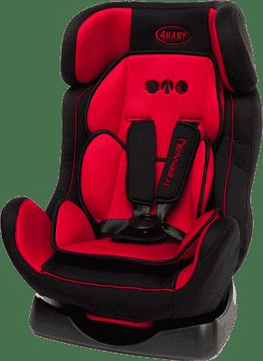 4BABY Freeway XV (0-25kg) Autosedačka – Červená