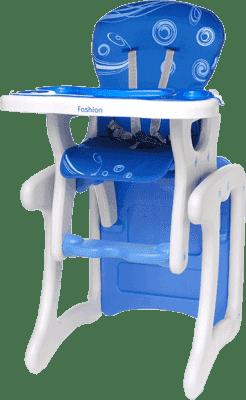 4BABY Židlička Fruity fashion – modrá
