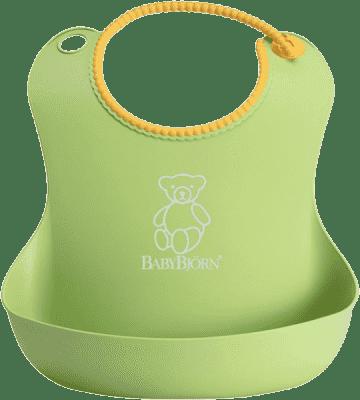 BABYBJÖRN Bryndák měkký Soft – zelený