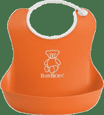 BABYBJÖRN Bryndák měkký Soft – oranžový