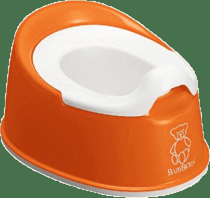 BABYBJÖRN Nočník Smart, oranžový