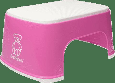 BABYBJÖRN Stupátko Pink růžové