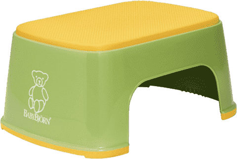 BABYBJÖRN Stupátko – Spring Green
