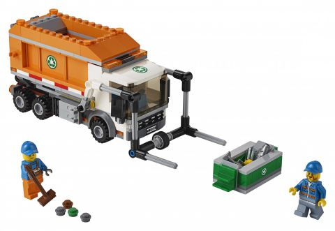 LEGO® City Great Vehicles Śmieciarka