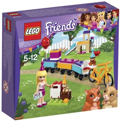 LEGO® Friends Vlak na oslavy