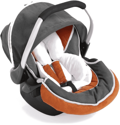 HAUCK Autosedačka Zero Plus Select orange/grey 2016
