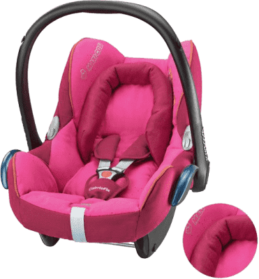 MAXI-COSI Fotelik samochodowy Cabriofix, kolor Berry Pink