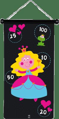 SCRATCH Veľké magnetické šípky Princezná