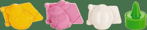 TESCOMA Foremki na ciasteczka nadziewane DELICIA, 3 wzory wielkanocne