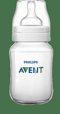 AVENT Dojčenská fľaša Classic+ 260 ml (PP), 1 ks