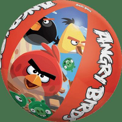 BESTWAY Nafukovací míč - Angry Birds, průměr 51 cm