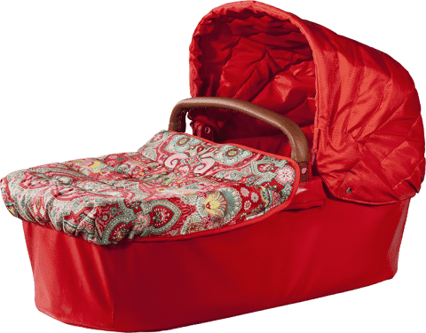 OILILY Hluboká korba – Red