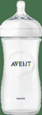 AVENT Dojčenská fľaša Natural 3m+, 330 ml (PP), 1 ks