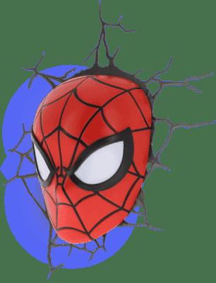 PHILIPS 3D svetlo na stenu Spiderman