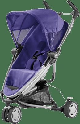 QUINNY Zapp Xtra Kočárek – Purple Pace