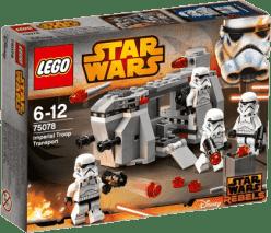 LEGO® Star Wars TM Imperial Troop Transport (Prepravná loď Impéria)
