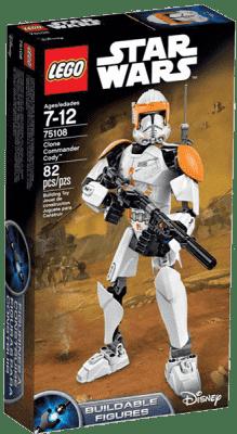 LEGO® Star Wars TM – Figurka Dowódca klonów Cody™