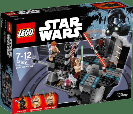 LEGO® Star Wars 75169 Souboj na Naboo™
