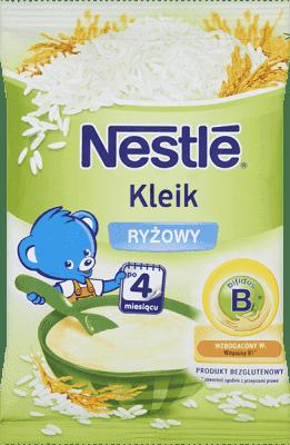 NESTLÉ Kleik ryżowy (160g)