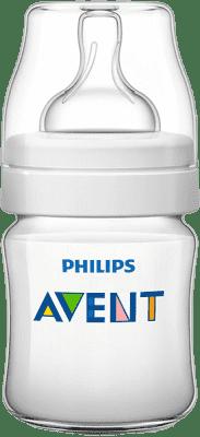 AVENT Dojčenská fľaša Classic+ 125 ml (PP), 1 ks