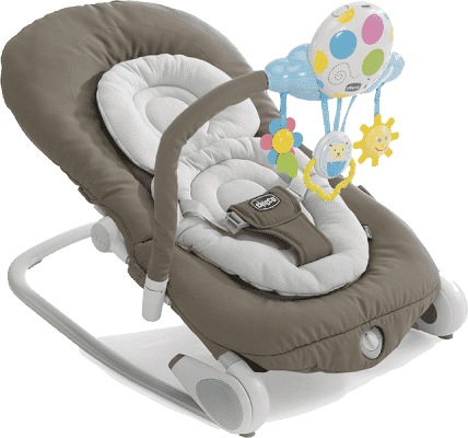 CHICCO Kresielko Ballon 15 grey