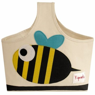 3 SPROUTS Taška na kojenecké potřeby Bee