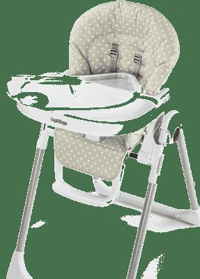 PEG-PÉREGO Židlička Prima Pappa Zero3 – Babydot Beige