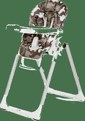 PEG-PÉREGO Židlička Prima Pappa Zero3 – Dino Park Marrone