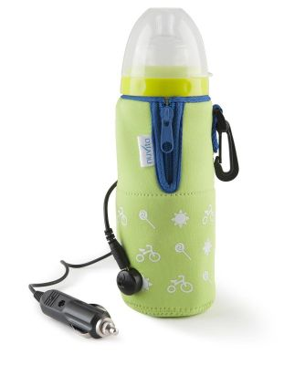 NUVITA Cestovní ohřívač lahve se zipem