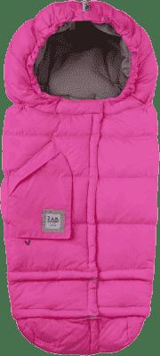 7 A.M. ENFANT Fusak do kočíka 3v1 Blanket 212 Evolution, Neon Pink