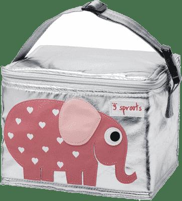 3 SPROUTS Svačinový box Elephant