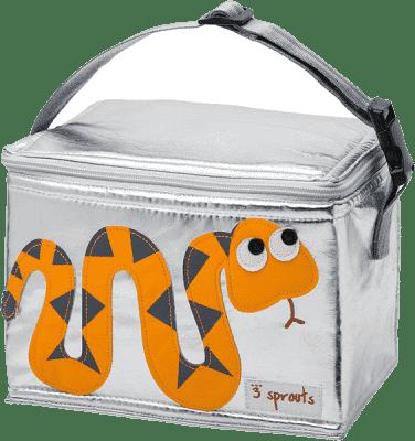 3 SPROUTS Pudełko śniadaniowe Snake