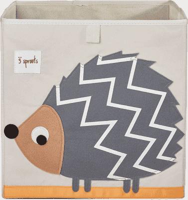 3 SPROUTS Úložný box Hedgehog