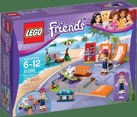 LEGO® Friends Skatepark w Heartlake