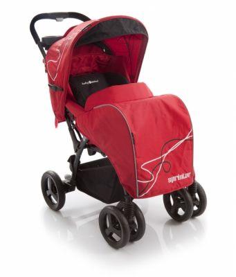 BABYPOINT Sprinter Športový kočík – Červený