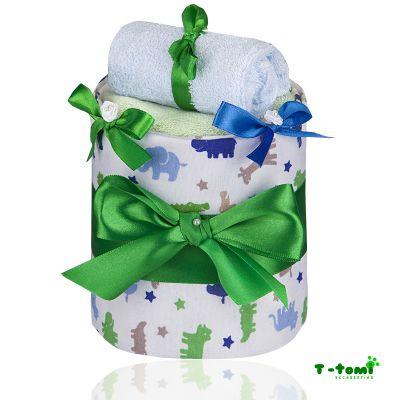 T-TOMI Plenkový dort, malý krokodýl