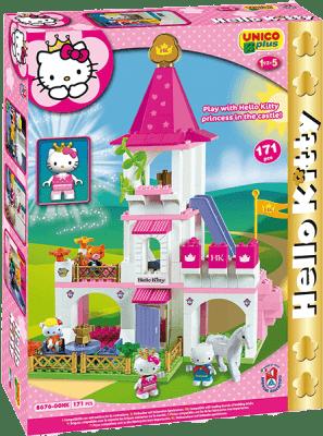 UNICO Hello Kitty Stavebnica - Veľký zámok 171ks