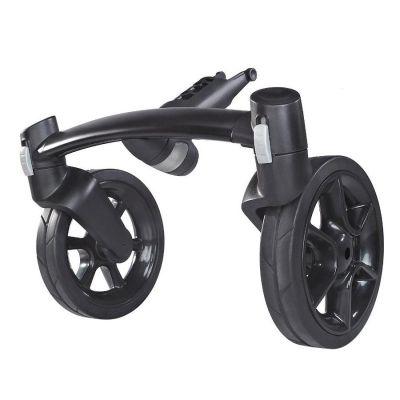 QUINNY Modul 4 kola černá pro kočárek Moodd