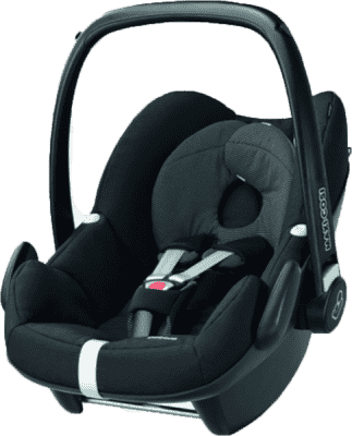 MAXI-COSI Autosedačka Pebble (0-13 kg) - Black Raven 2018
