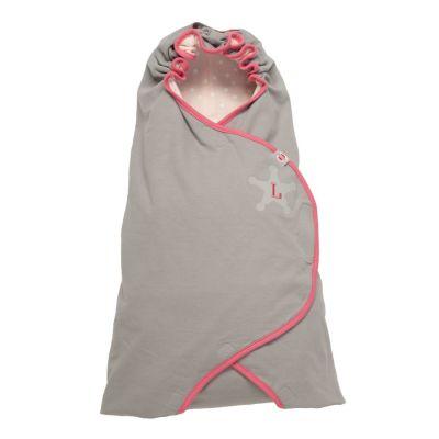 LODGER Zavinovačka Wrapper Motion Cotton - Nude