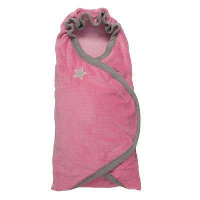 LODGER Zavinovačka Wrapper Newborn Cotton - Dawn