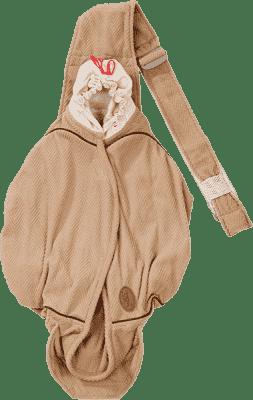 LODGER Nosítko Shelter Fleece - Reluxury Sepia