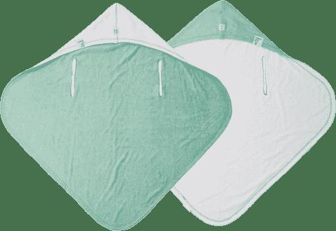 LODGER Froté osuška Bubbler Reluxury – Anise
