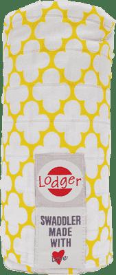 LODGER Multifunkčný osuška Swaddler Cotton - Gold