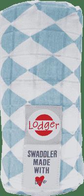 LODGER Multifunkční osuška Swaddler Cotton – Silvercreek