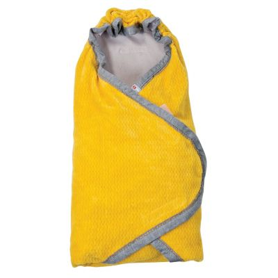 LODGER Zavinovačka Wrapper Newborn Cotton - Gold